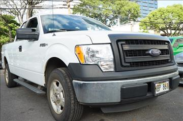 2014 Ford F-150 for sale in Aiea, HI