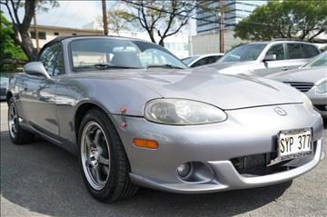2004 Mazda MAZDASPEED MX-5 for sale in Aiea, HI