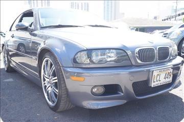 2002 BMW M3 for sale in Aiea, HI