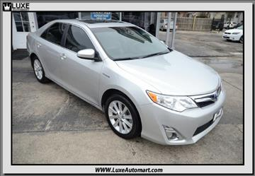 2014 Toyota Camry Hybrid for sale in Chicago, IL