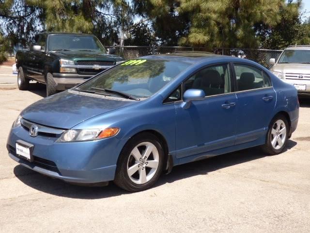 2006 Honda Civic For Sale At Tribe Auto In San Luis Obispo CA