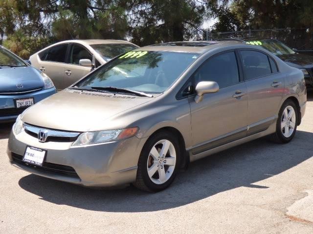 2008 Honda Civic For Sale At Tribe Auto In San Luis Obispo CA