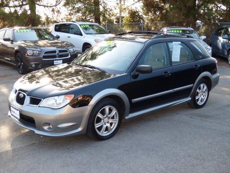2007 Subaru Impreza Outback Sport Special Edition In San Luis Obispo