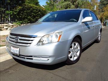 2007 Toyota Avalon for sale in Van Nuys, CA