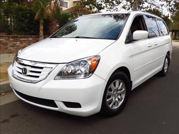 2008 Honda Odyssey for sale in Van Nuys, CA