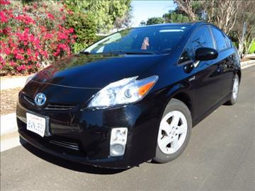 2011 Toyota Prius for sale in Van Nuys, CA