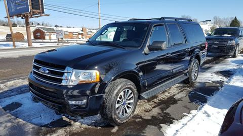 Ford expedition for sale in ohio for Loudon motors ford minerva