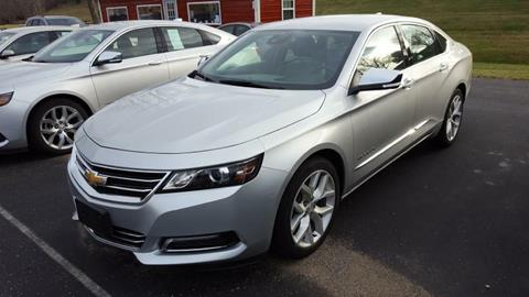 2015 Chevrolet Impala for sale in Bidwell, OH