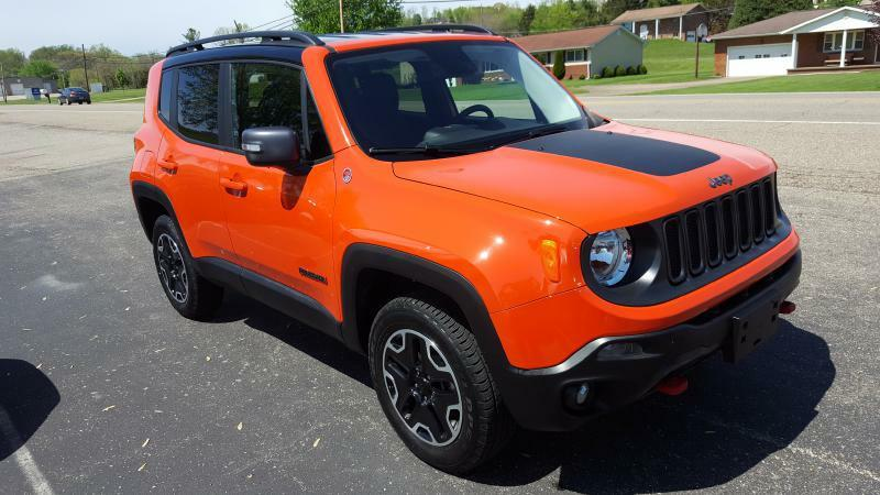 Jeep Renegade Trailhawk For Sale >> 2017 Jeep Renegade Trailhawk In Bidwell Oh Gallia Auto Sales