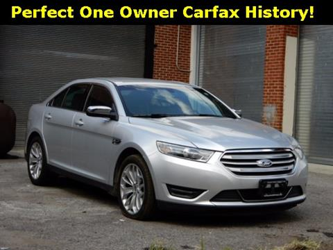 2016 Ford Taurus for sale in Larchmont, NY