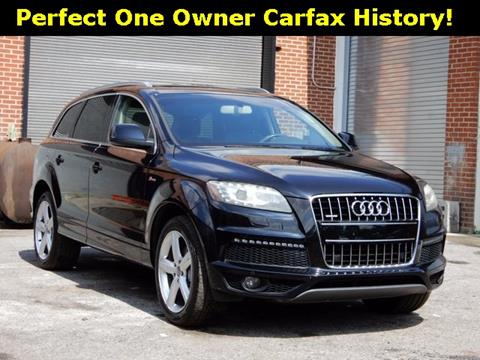 2012 Audi Q7 for sale in Larchmont, NY