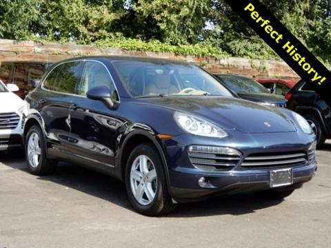 2012 Porsche Cayenne for sale in Larchmont, NY
