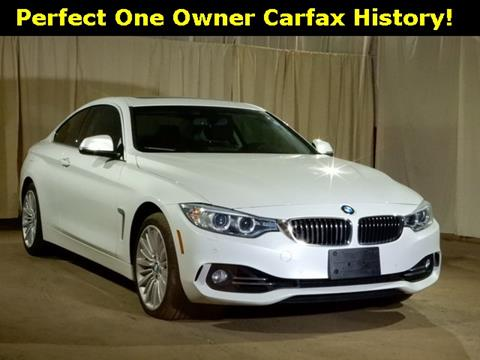 2015 BMW 4 Series for sale in Larchmont, NY