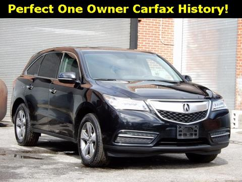 2015 Acura MDX for sale in Larchmont, NY