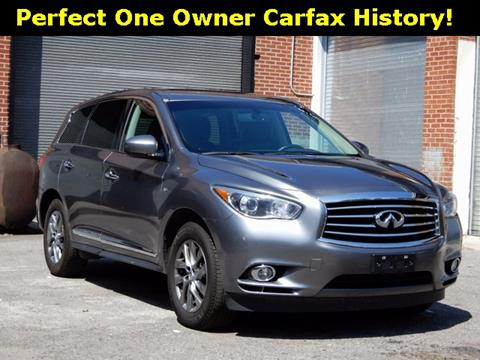 2015 Infiniti QX60 for sale in Larchmont, NY