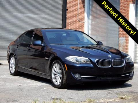2011 BMW 5 Series for sale in Larchmont, NY