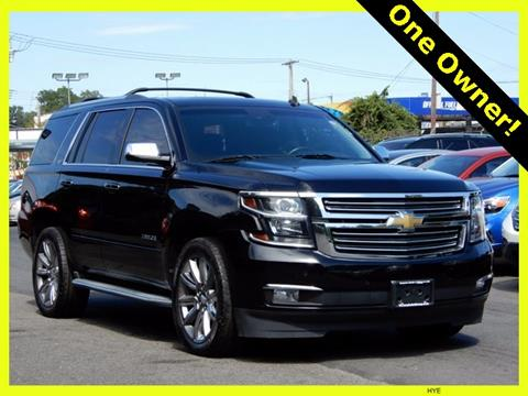 2015 Chevrolet Tahoe for sale in Larchmont, NY