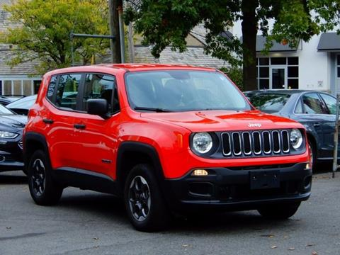 2015 Jeep Renegade for sale in Larchmont, NY
