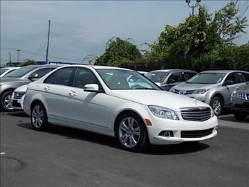2011 Mercedes-Benz C-Class for sale in Larchmont, NY
