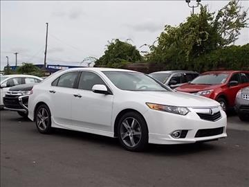 2013 Acura TSX for sale in Larchmont, NY