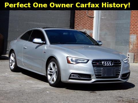 2014 Audi S5 for sale in Larchmont, NY