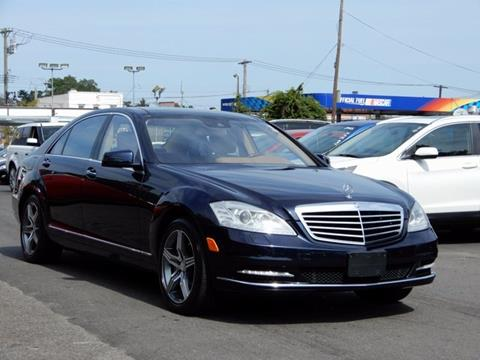 2013 Mercedes-Benz S-Class for sale in Larchmont, NY