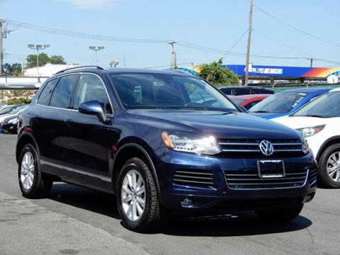 2014 Volkswagen Touareg for sale in Larchmont, NY