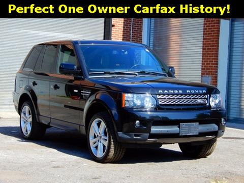 2013 Land Rover Range Rover Sport for sale in Larchmont, NY