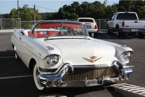 1957 Cadillac Eldorado Biarritz for sale in Branson, MO