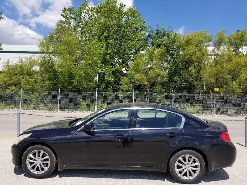 2008 Infiniti G35 for sale at Privileged Auto Sales in Gladstone MO