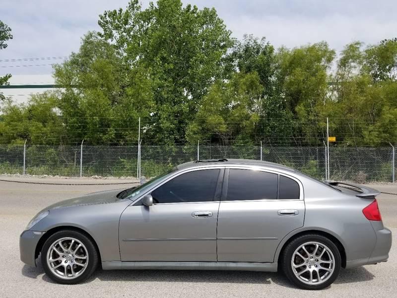 2006 Infiniti G35 for sale at Privileged Auto Sales in Gladstone MO