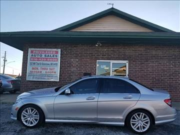 2009 Mercedes-Benz C-Class for sale at Privileged Auto Sales in Gladstone MO