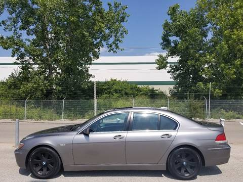 2008 BMW 7 Series for sale at Privileged Auto Sales in Gladstone MO