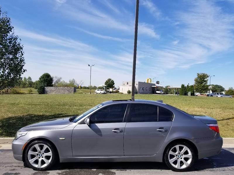 2008 BMW 5 Series for sale at Privileged Auto Sales in Gladstone MO
