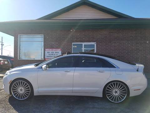 2014 Lincoln MKZ for sale at Privileged Auto Sales in Gladstone MO