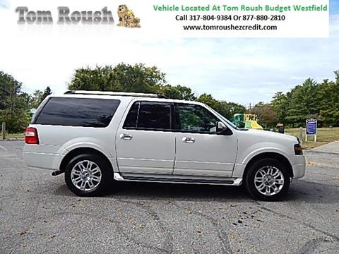 2011 Ford Expedition EL for sale in Westfield, IN