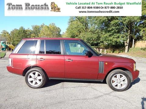 2004 Land Rover Range Rover for sale in Westfield, IN