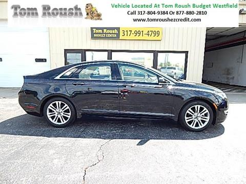2014 Lincoln MKZ Hybrid for sale in Westfield, IN