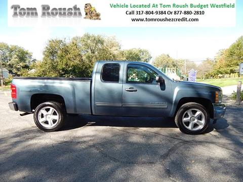 2012 Chevrolet Silverado 1500 for sale in Westfield, IN