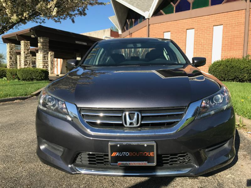 2014 Honda Accord for sale at Auto Boutique in Columbus OH