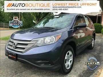2014 Honda CR-V for sale in Columbus, OH