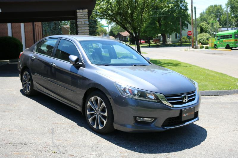 2013 Honda Accord for sale at Auto Boutique in Columbus OH