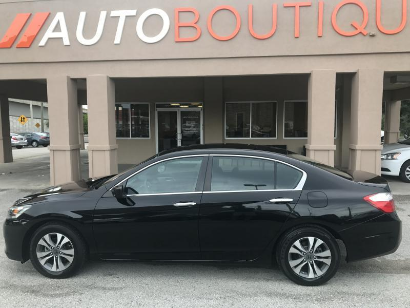 2014 Honda Accord for sale at Auto Boutique Florida in Jacksonville FL