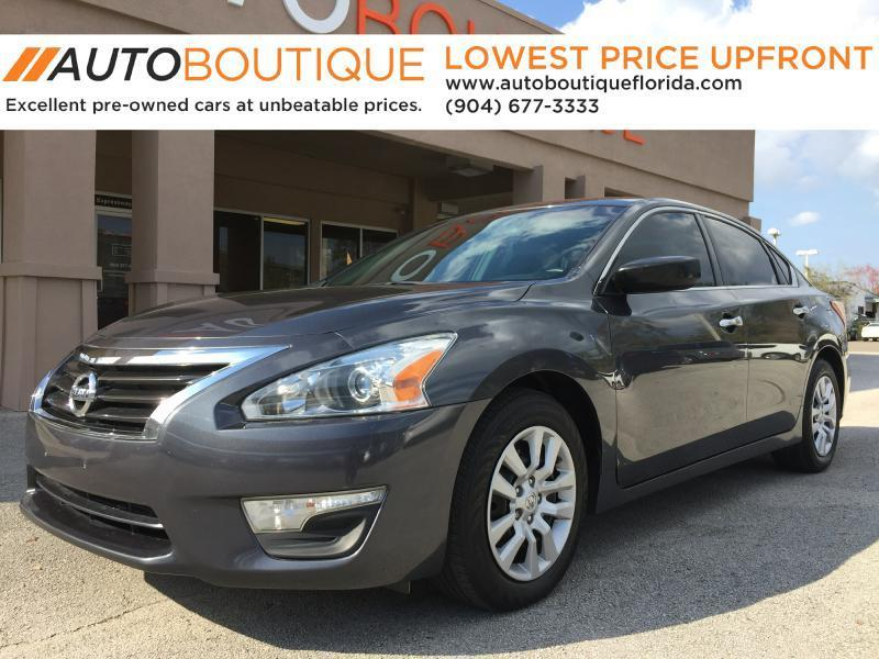 2013 Nissan Altima for sale at Auto Boutique Florida in Jacksonville FL