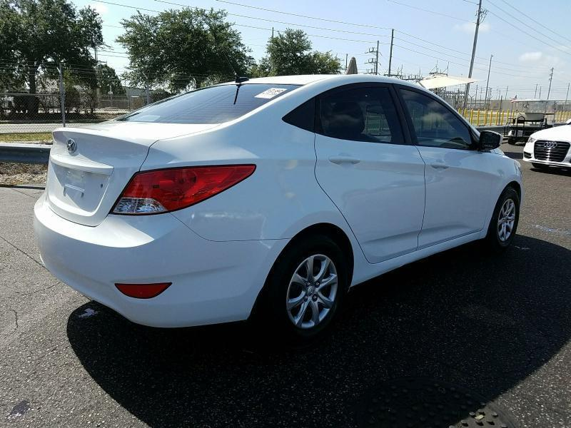 2013 Hyundai Accent for sale at Auto Boutique Florida in Jacksonville FL