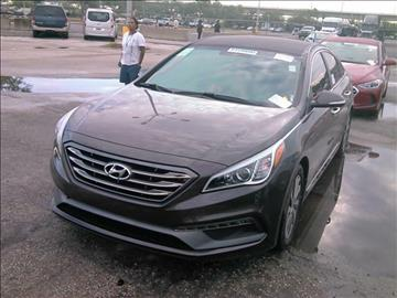 2015 Hyundai Sonata for sale at Auto Boutique Florida in Jacksonville FL