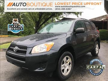 2011 Toyota RAV4 for sale at Auto Boutique in Columbus OH