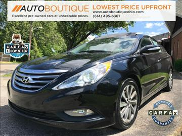 2014 Hyundai Sonata for sale at Auto Boutique in Columbus OH