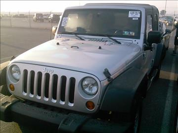 2008 Jeep Wrangler Unlimited for sale at Auto Boutique Florida in Jacksonville FL