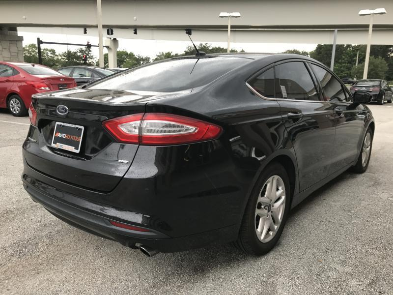 2013 Ford Fusion for sale at Auto Boutique Florida in Jacksonville FL
